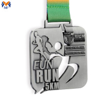 Custom race medals for running races