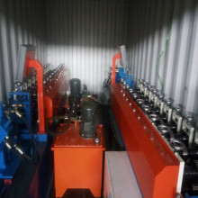 OEM for Stud And Track Light Keel Forming Machine manufacturer of China T grid omega keel roll forming machine supply to United States Manufacturers