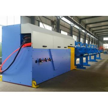 PLC Control Automatic Wire Straigtening Cutting Machine