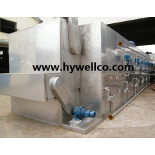 New Design Peanut Kernel Belt Type Dryer