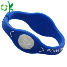 China for Silicone Energy Bracelet,Power Balance Bracelet,Power Bracelet Energy Manufacturers and Suppliers in China Embossed Logo Power Bracelet Bands with Energy Tag supply to Italy Suppliers