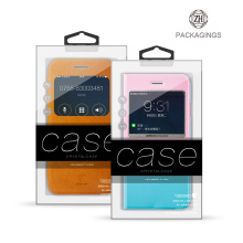 PVC plastic cell phone case packaging