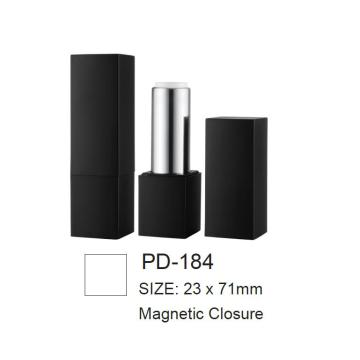 Magnetic Square Empty Lipstick Container