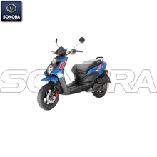 Benzhou YY150T-36C Body Kit Complete Scooter Engine Parts Original Spare Parts