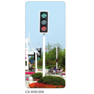 OEM Supplier for  Road Traffic Signal Lamp Series export to Cook Islands Factory