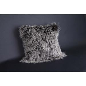 Tibetan Lamb Fur Cushion