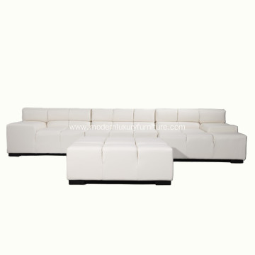 tufty sofa in white