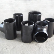 Good Quality for Butt Welded Tee Butt Welding  Carbon Steel Tee supply to Guinea Manufacturers