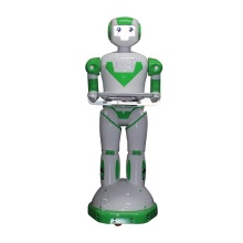 China for Automatic Robot Waiter Food Delivery Hotel Waiter Robot supply to Cameroon Manufacturers