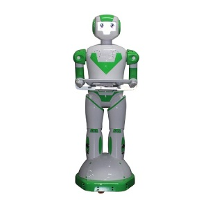 OEM China High quality for China Robot Waiter,Hotel Waiter Robot,Automatic Robot Waiter Supplier Food Delivery Hotel Waiter Robot supply to Sao Tome and Principe Manufacturers