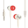 Custom Design Plastic Pack Wired Stereo Earphone
