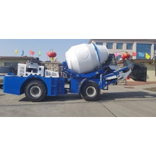 Self Loading Concrete Mixer Truck Price