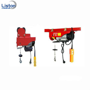 Good quality lifting mini electric hoist 200 kg