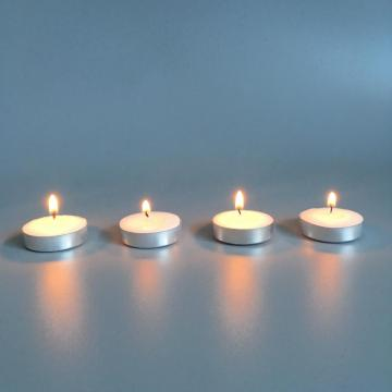 Home Decoration Tealight candle making