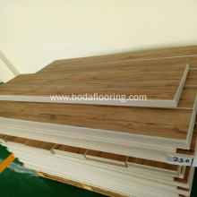4mm click SPC flooring price 0.3mm layer