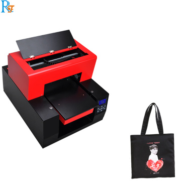 Duka la Canvas Bag Flatbed Printer
