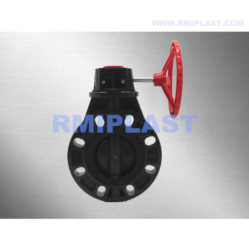 PVC Butterfly Valve For Water