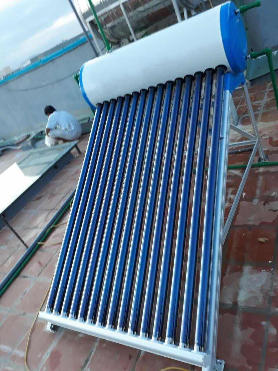 Compact Solar Water Heater 150L