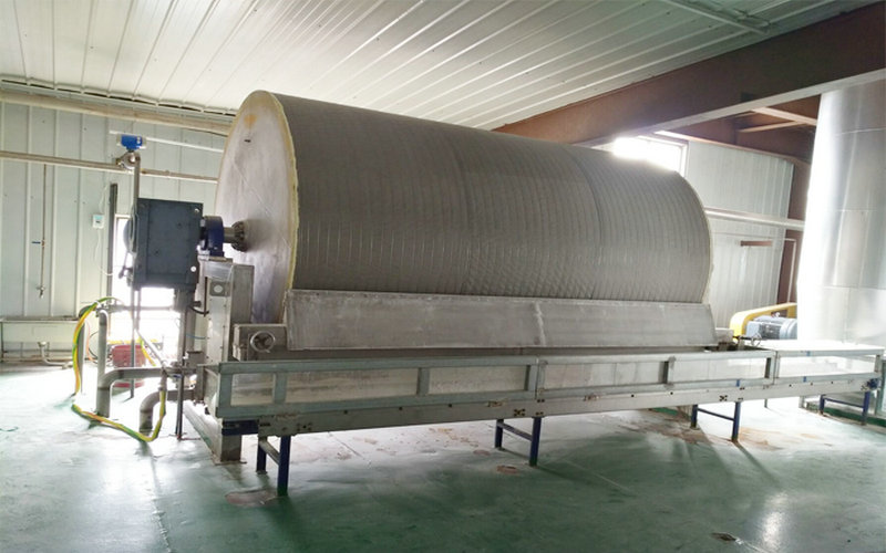 Starch Filter Press 2