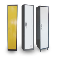 Single one door metal Cloth locker