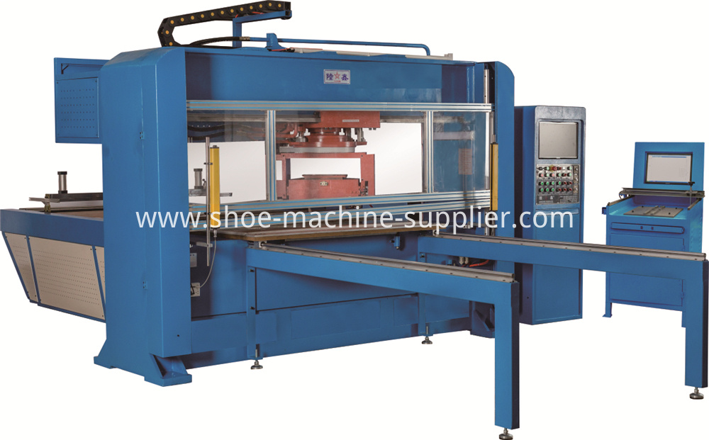 Fabric Cutting Machine