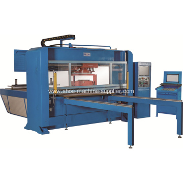 Automatic Single Head Double Die Cutting Machine