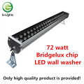 72watt DMX LED Wall Washer Light