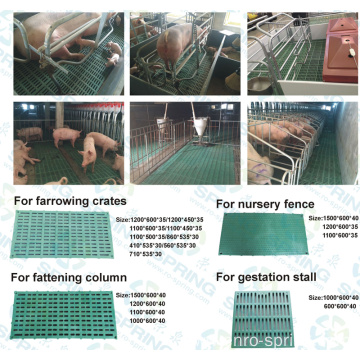 Slatted Floor For Sow Piglet Nursery Pig