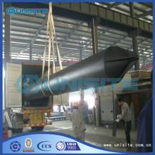 Hot New Products for China Marine Dredge Spud,High Quality Dredge Spud,Customized Weld Spud Leading Supplier customized steel spud pipe supply to Thailand Factory