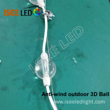 Reliable for 3D Led Ball Anti-wind 3D LED Ball Outdoor IP65 supply to Spain Exporter