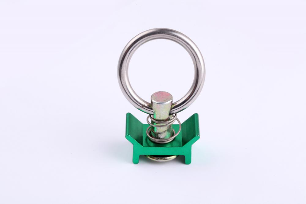 Stainless stud fitting 1818KG O RING