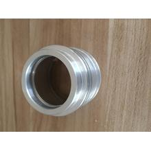 Best-Selling for Turning Parts Aluminuim CNC Sleeve for shock absorber export to Bouvet Island Factories