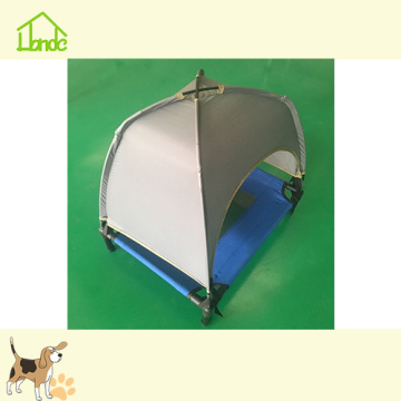Sunshade Waterproof Fabric Metal Pet Bed