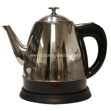 Factory made hot-sale for Stainless Steel Electric Tea Kettle Small electric tea kettle supply to Armenia Manufacturer