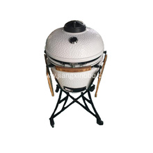 Best Price for for Ceramic Kamado Grill 22 Inch Kamado Charcoal Grill With Iron Cart export to Germany Importers
