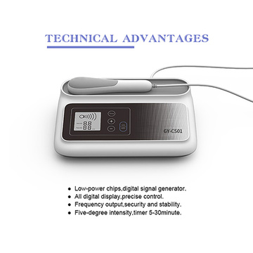 Healthcare plantar fasciitis ultrasonic therapy equipment