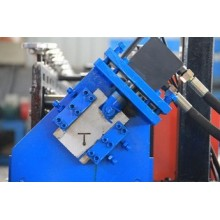 Cross T Grid Forming Machine