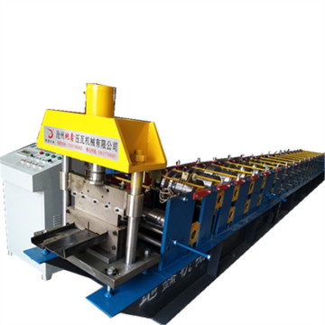High Speed Light Steel Door Frame Making Machine