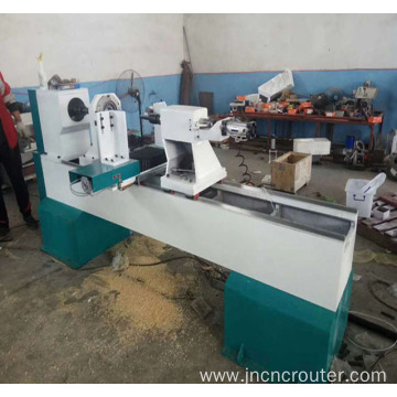 CNC wood lathe cutting legs price