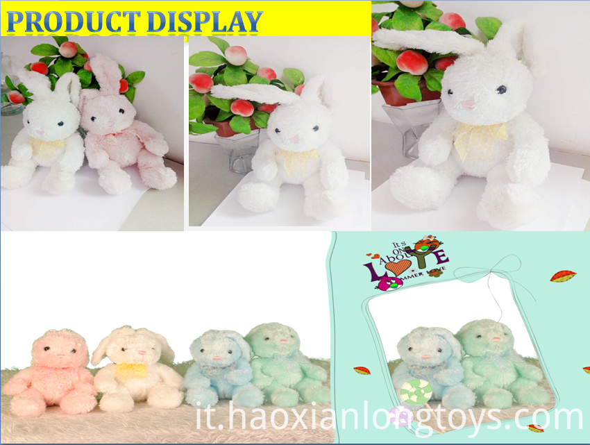 Lovely Rabbit plush toys