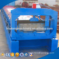 Best selling used metal roof panel roll forming machine