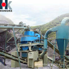Low Consumption Stone and Sand Making Production Line