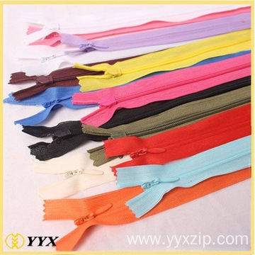 YKK invisible zipper foot zip for dressmaking
