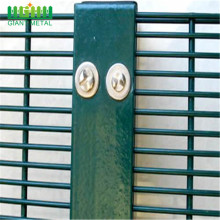 Pressure Treated Metal 358 Fence Panels