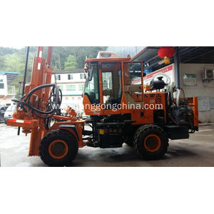 Automatic Pile Driver Machine Hammer