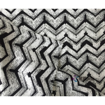 Geometric Pattern Design 100% Rayon Fabric