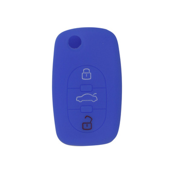 Customized for Audi Silicone Key Cover silicone rubber protective key cover for Audi supply to Japan Exporter