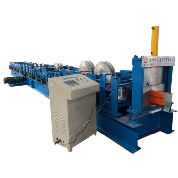 Metal Gutter Deck Roll Forming Machine