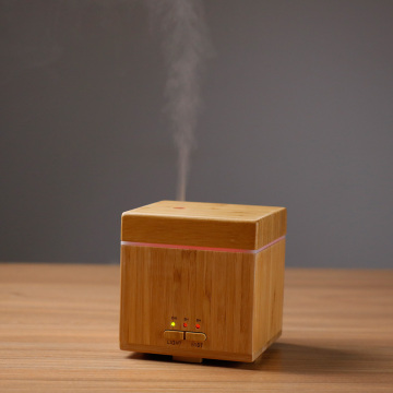 Humidificateur Bamboo Electric Diffuser pour huiles essentielles