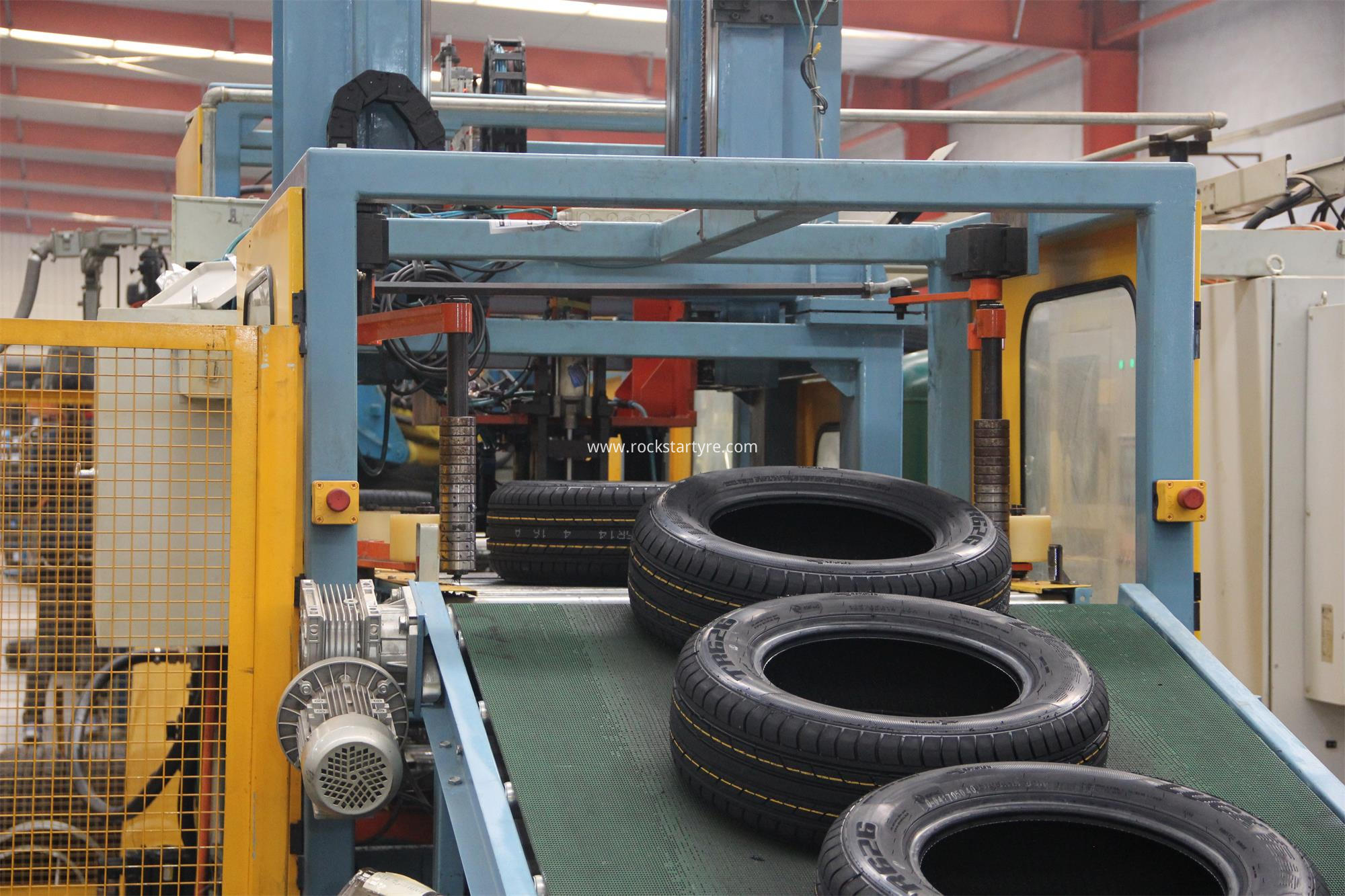 Tire Static Load Testing Machine